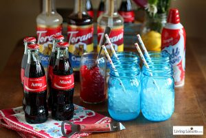Sodas and Beverages