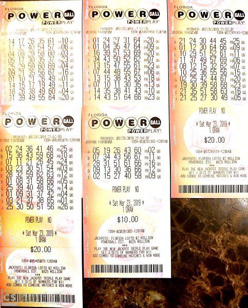 Lottery – Karma Spirits & Cafe